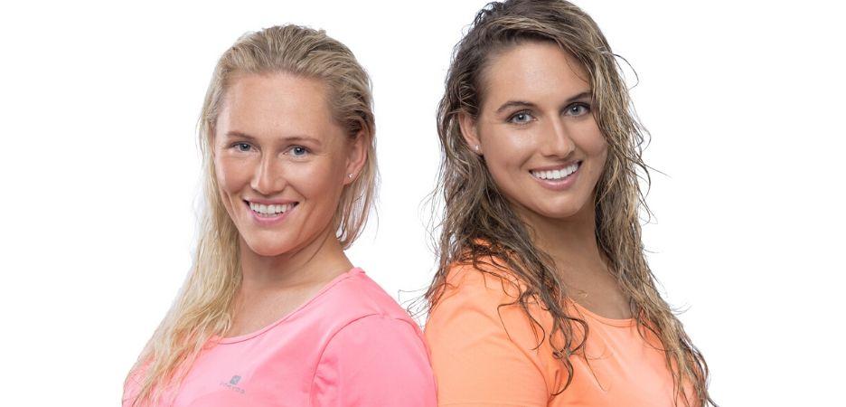 Siostry Karolina i Sylwia – Ambasadorkami firmy MONAT